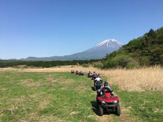 富士山バギー