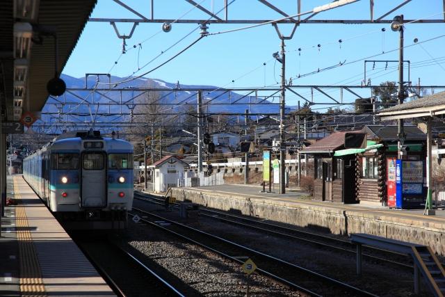 JR小淵沢駅