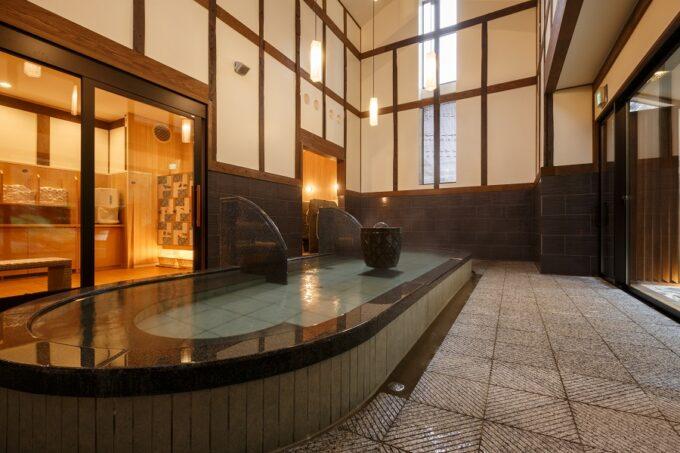 松田屋ホテルの天然温泉