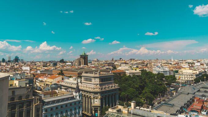 マドリードシベレス宮殿