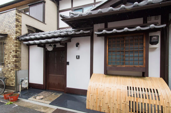 京別邸 二条松栄庵