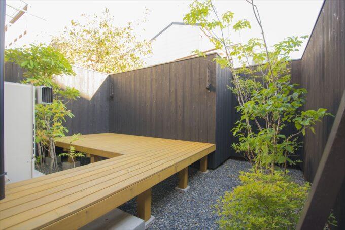 京別邸北野の庭