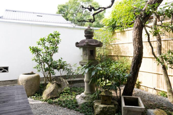 京別邸吉田の庭