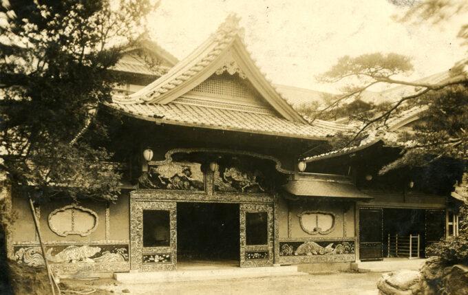 ホテル雅叙園東京の誕生