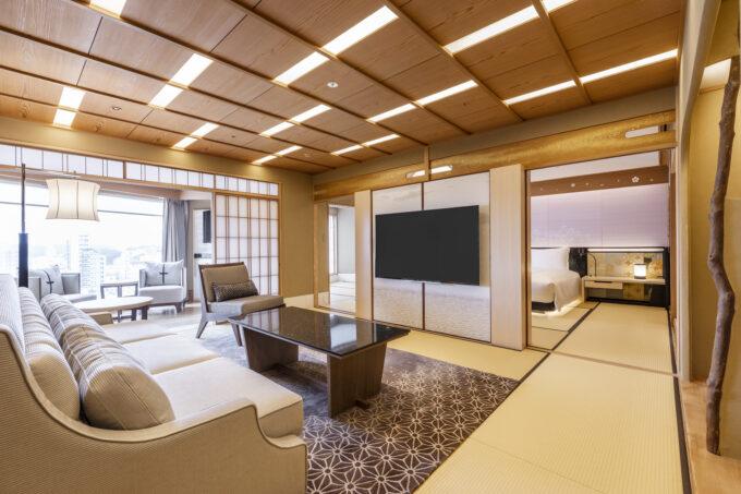 ホテル雅叙園東京のジャパニーズ120m2